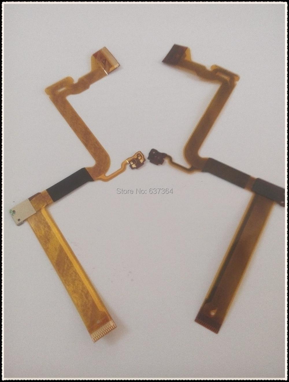 NEW Video Camera Repair Parts For PANASONIC SDR -H85 H85 H86 H95 S45 T50 S50 T45 S71 H101 LCD Flex Cable