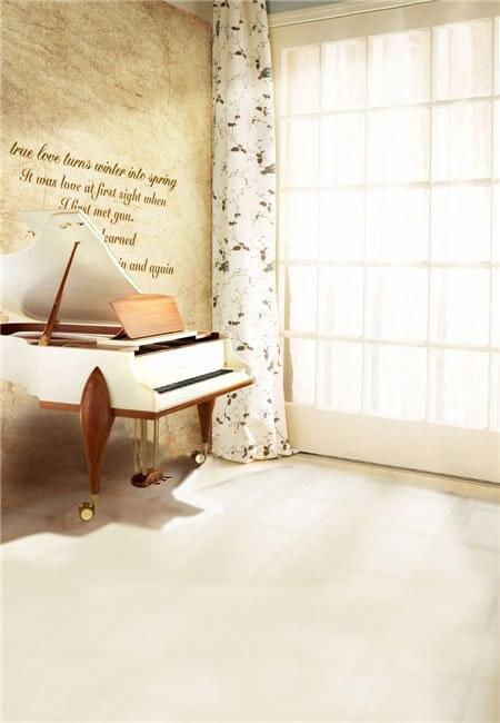 LIFE MAGIC BOX Piano 150x200cm Custom Photo Backdrops Backgrounds And Wallpapers Photo Backdrop Wedding N10305