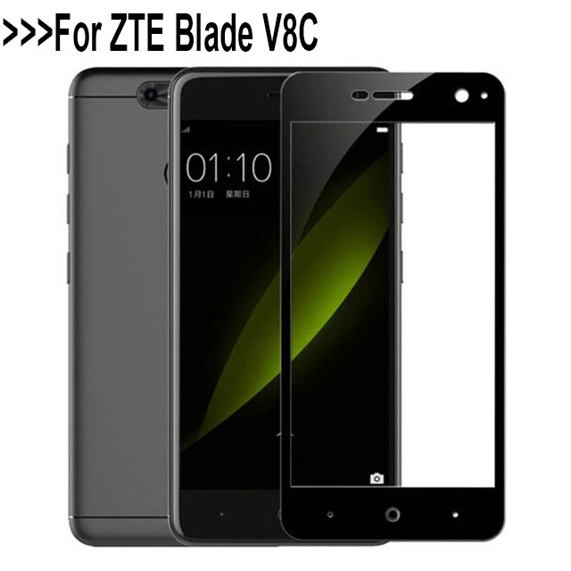 Premium Tempered Glass For ZTE Small Fresh 5 V0840 Xiao Xian 5