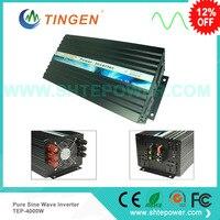 Excellent Quality 12v 220v 4000w Inverters CE ROHS Approved