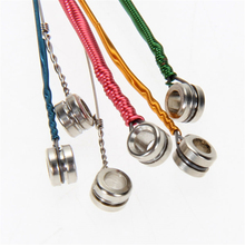 6 colors Acoustic Guitar Strings set 6pcs/Set Rainbow Multi Colorful Acoustic Wound Guitar Strings