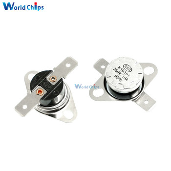 KSD301 203*F / 95*C Degree Celsius N.C. Temperature Switch Thermostat 250V 10A image