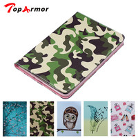 TopArmor PU Leather Case For Samsung Galaxy Tab A 8 0 T350 T355 SM T355 8