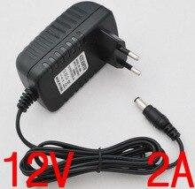 1 ADET 12V 2A Güç Adaptörü için Yamaha PA150 PA130 PA 3 PA 3B PA 3C PA 40 PA 5 PA 5C PA 5D PA 6 DGX 640 EZ 200 PSR 170 220 225