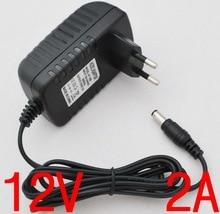 1PCS 12V 2A Power Adapter voor Yamaha PA150 PA130 PA 3 PA 3B PA 3C PA 40 PA 5 PA 5C PA 5D PA 6 DGX 640 EZ 200 PSR 170 220 225