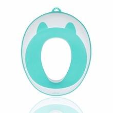 2017 Portablechildren's potty kids baby Toilet seat Pad Cushion Baby Training Toilet Urinal Children Potty for children