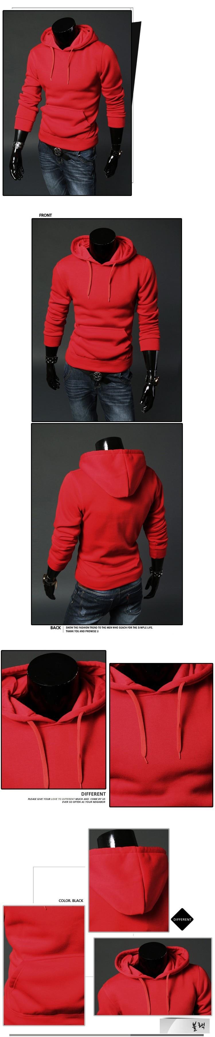 Winterautumn New Men's Clothes Korean Simple Fashion Boomer Mens Loose Set Head Sweaters Coat #9014William