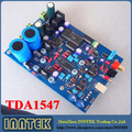 Assembled TDA1547 DAC board 16Bit 48Khz by Weiliang Better than TDA1541, Free shipping