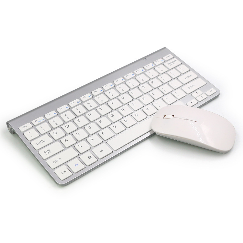 2 4g Wireless Keyboard And Mouse Multimedia Mini Keyboard Gaming Mouse For Macbook Lenovo Laptop Computer Mice Notebook Keypad Keyboard Mouse Combos Aliexpress