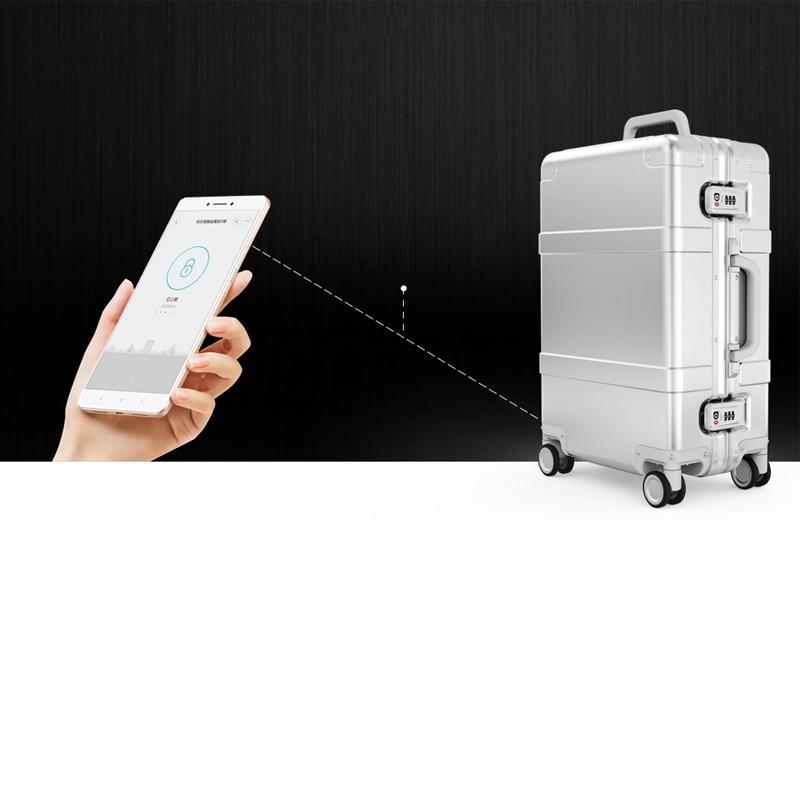 Xiaomi 90 Puntos de 20 pulgadas Inteligente Bluetooth Metal Spinner - Electrónica inteligente - foto 6