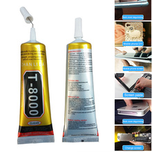 T8000 Repair Liquid Glue 1 Pcs 15ml Multi Purpose for Touchscreen Phone Frame Epoxy Adhesive MDD88