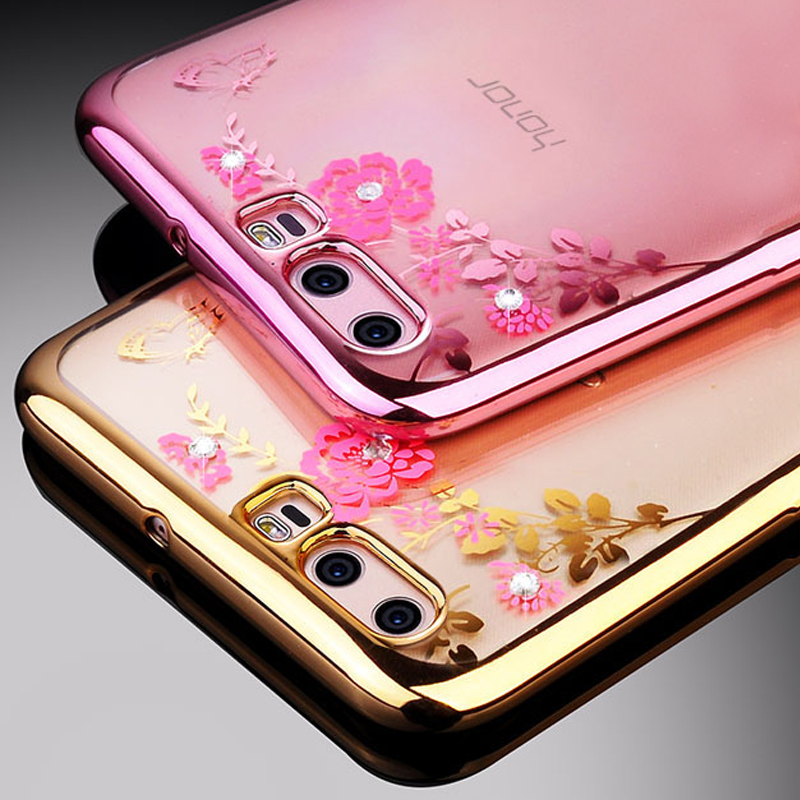 <font><b>Honor</b></font> 10 Bling Diamant Klarer Fall für <font><b>Huawei</b></font> <font><b>honor</b></font> <font><b>V10</b></font> <font><b>View10</b></font> Weiche Plating Auto Tpu auf <font><b>honor</b></font> 10 <font><b>honor</b></font> <font><b>V10</b></font> silikon Abdeckung Coque image