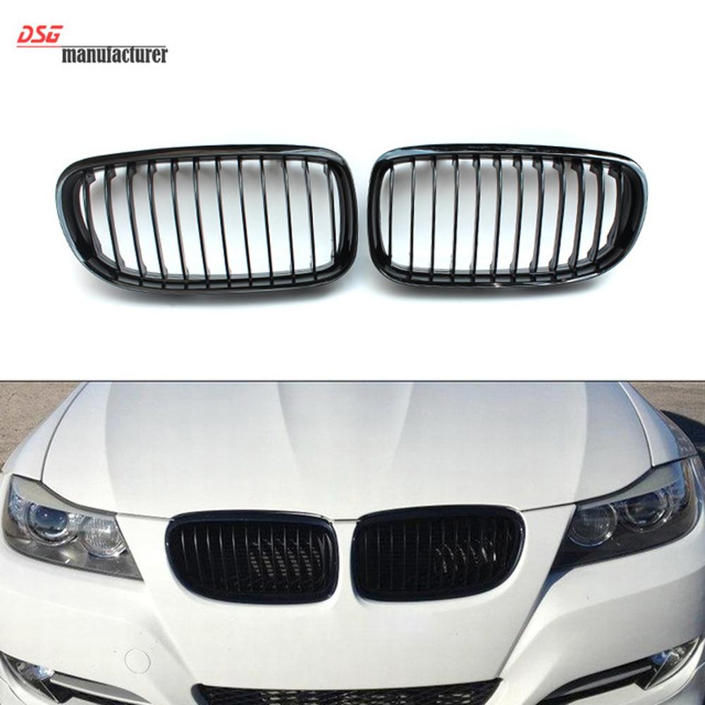 E90 E91 racing grill for BMW 3 Series 316d 320d 323i 325d 325i 328i 330i 335i bmw e90 335i в москве