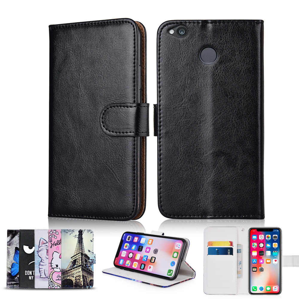 TPU Wallet Case for Xiaomi Redmi 4X 5 5A 6 Plus Pro Mi A2 Lite 6A 7 Go Cover for Xiaomi Redmi Note 3 Pro 4 4X 5 Pro Fitted Case