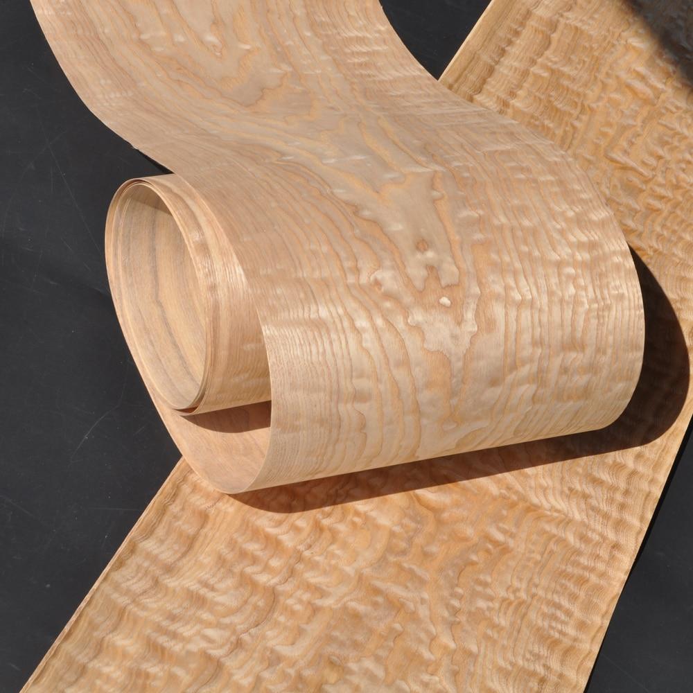 Natural Tamo Figured Wood Veneer