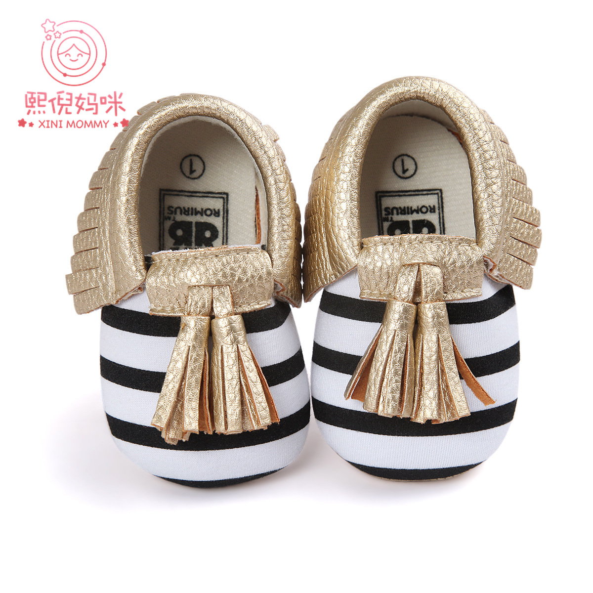 XINI MOMMY first walkers crib shoes newborn baby boy zapatos de bebe nenas baby booties newborn baby shoes YT324 in First Walkers from Mother Kids