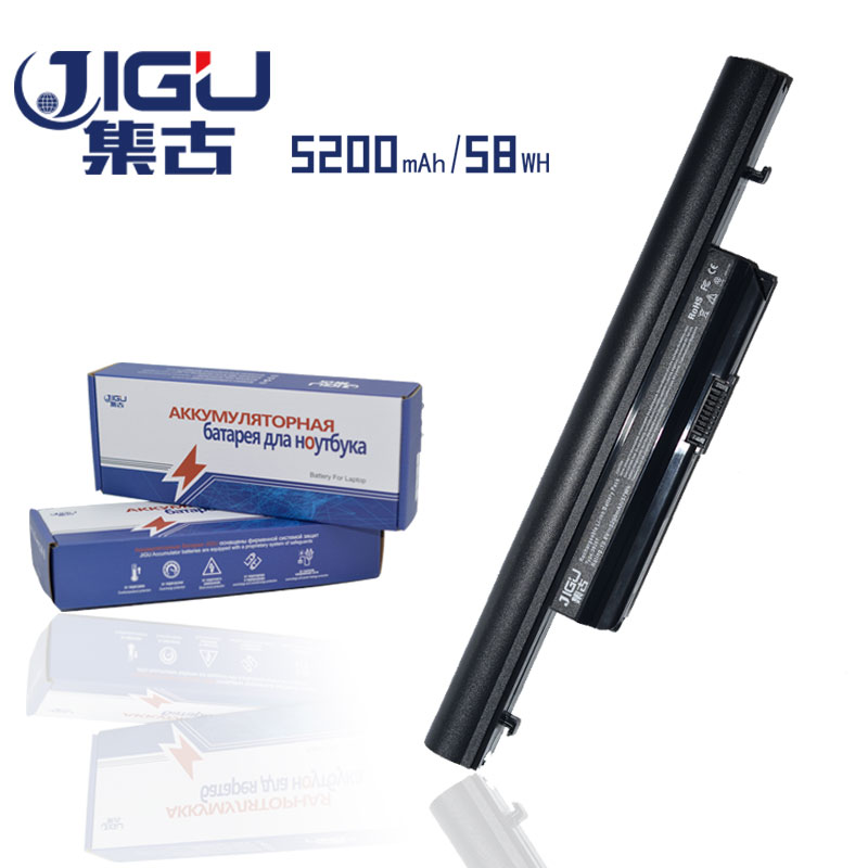 JIGU 5200mAH Laptop Battery For Acer Aspire 5553 5553G 5625 5625G 5745 5745G 5745P 5820G 5820T 7250 7250G 7339 7739G 7739Z 7745 da0zr8mb8e0 mbpu806001 mb pu806 001 for acer aspire 5625 5625g 5553g laptop motherboard hd5470 ddr3