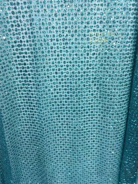 Baixo Custo 4 Cores Do Oceano Azul Sparkly Com Cola Glitter