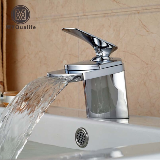 hot sale cold & hot water single lever basin faucet mixer taps new ...