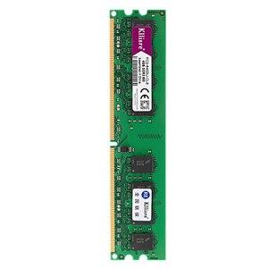 Image 4 - Kllisre 8 go DDR2 2X4 go de ram, 800 Mhz, PC2 6400 broches mémoire, juste pour ordinateur de bureau AMD dimm