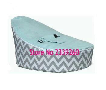 Phenomenal Us 35 0 Cover Only No Fillings Light Grey Chevron Baby Bean Bag Chair Black W Kids Toddler Beanbag Living Room Home Furniture Seat In Living Room Ibusinesslaw Wood Chair Design Ideas Ibusinesslaworg