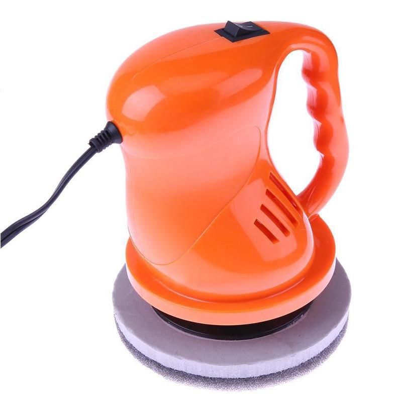 цена на 12V 40W Orange Car Auto Waxing Polishing Machine Buffing Waxing Polishing