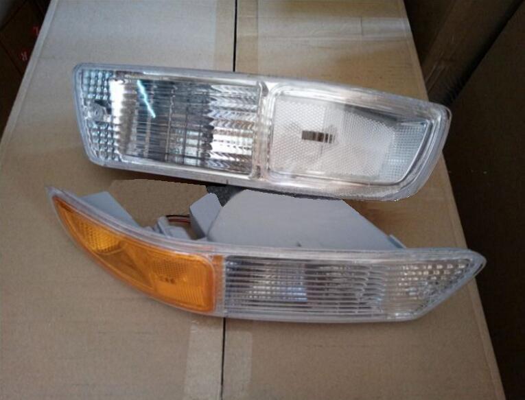 Qirun Front bumper light Front fog lamp for Toyota RAV4 1998 1999