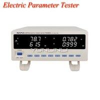 Светодио дный электрических параметров измерительный прибор Napu AC Мощность метр AC/DC гармоническое Связь измерительное оборудование PM9801
