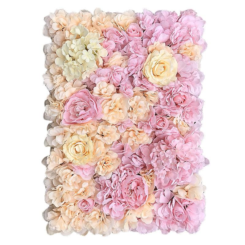60 cm X 40 cm fleur artificielle mur artificiel plante mur jardin pelouse décoration fond ramper fougères en plastique herbe bricolage