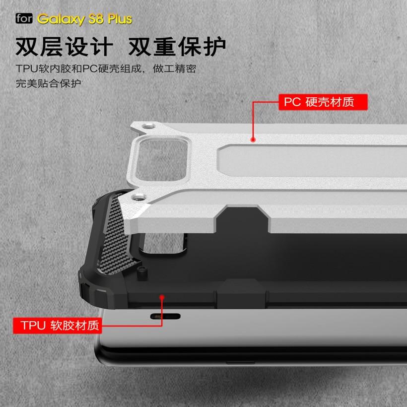 Ανθεκτική θωράκιση θήκης για Samsung Galaxy - Ανταλλακτικά και αξεσουάρ κινητών τηλεφώνων - Φωτογραφία 3