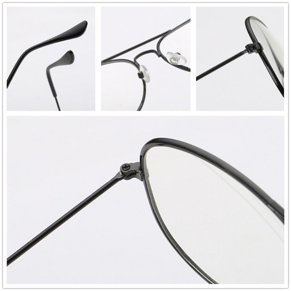 1fdd181f02 Retro Large Oversize Round Glasses For Men Women Goggles Hip Hop Metal  EyeglassThin Frame Flat Mirror Glasses New Arrival Hot -in Eyewear Frames  from ...