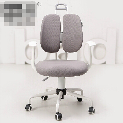 Flannelette Computer Chair Can Unpick And Wash Ergonomic Double Back Office  Chair Household Swivel Chair Chair