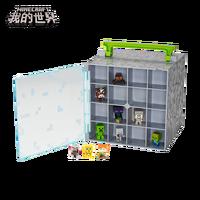 Minecraft Toy Figurine Around Enderman Man Creeper Doll Figures Model Collection Box