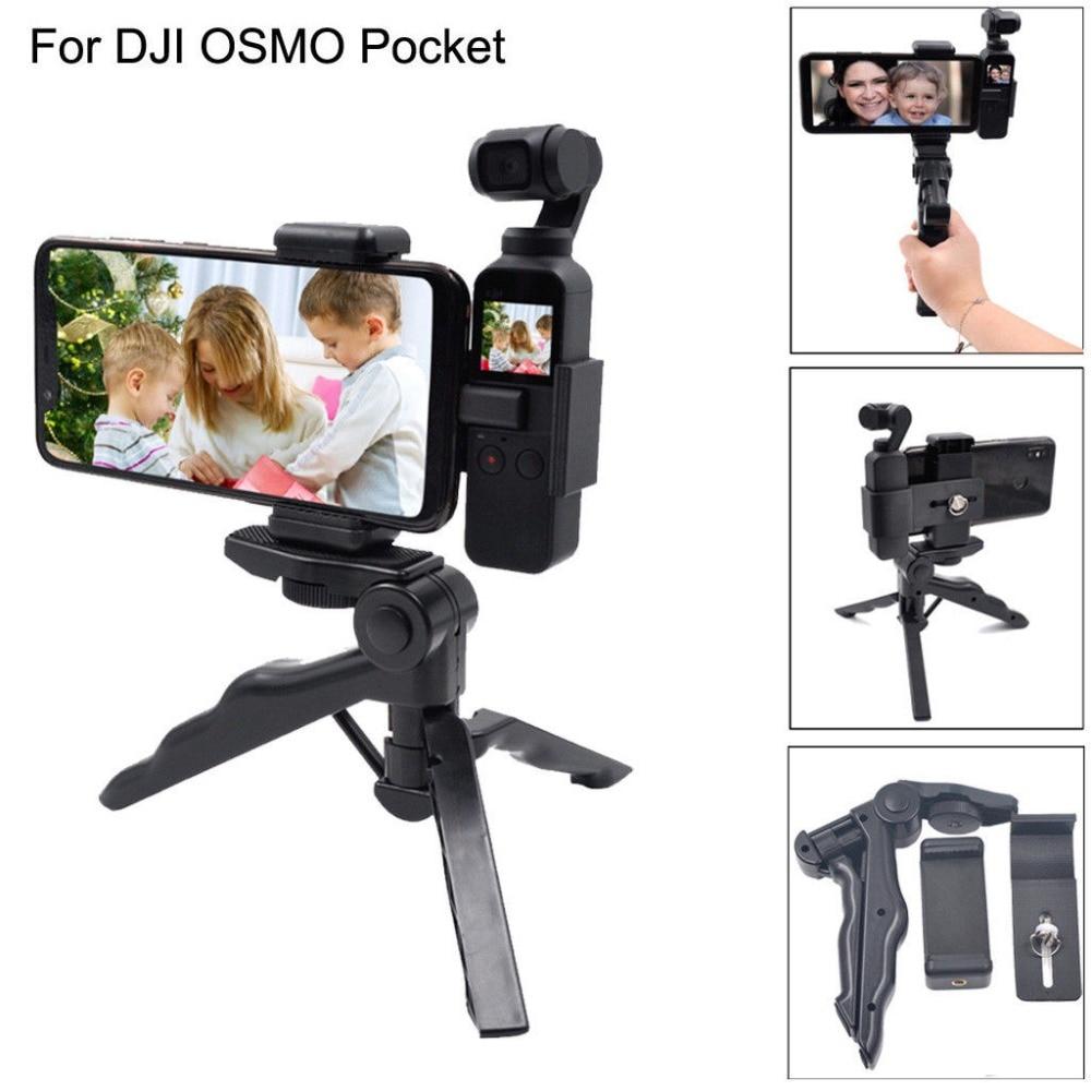 For DJI Osmo Pocket Accessory Set Mount Bracket Gimbal Extension Module Holder Parts Holder 7