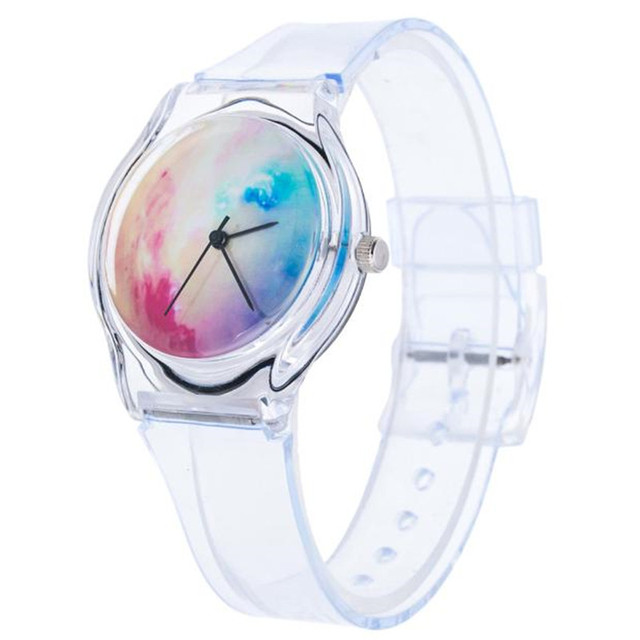 2017 High Quality Relojes Mujer Kids Watches Lovely Watch Children Students Watc