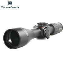 Vector Optics Capricorn 4.5 14x 44mm FFP Riflescope Low Profile 1/10 MIL MP Reticle Weapon Long Eye Relief Gun Sight Scope