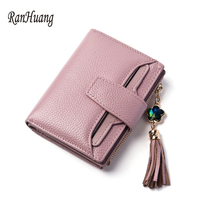 Hot New 2016 Designer Wallets Famous Brand Women Genuine Leather Wallets Ladies Fashion Real Leather Card