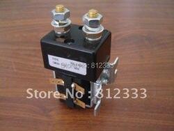 Sw80 24 v dc contator zjw100a para albright SW80-6 SW80-65 24 v tipo contator carrinho de golfe forklft caminhão palete contator