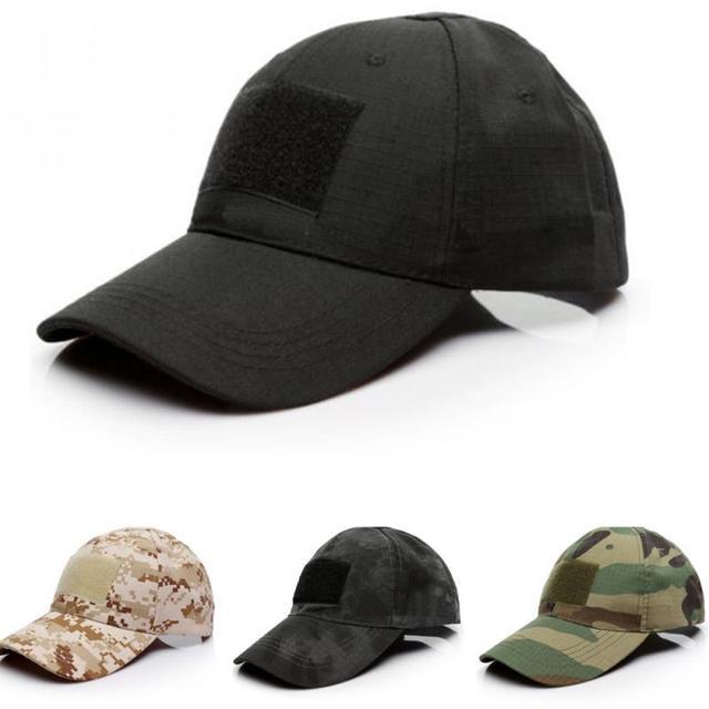 Estate Nuove Forze Speciali Operatore esercito Tattico berretto da baseball  cappelli per gli uomini e Le e46d4cc75e24