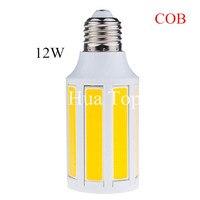 1Pcs COB Led Corn Bulb 9W 12W Warm White Led Light Lamp E27 B22 E14 Led
