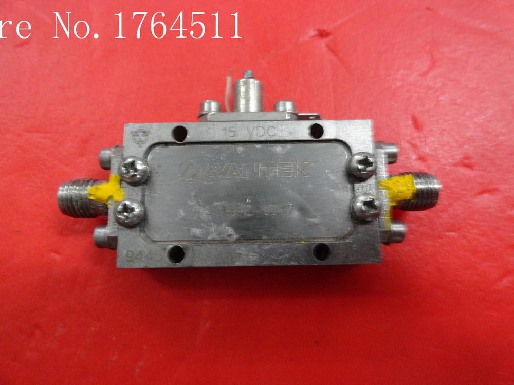 [BELLA] AVANTEK SCA92-1137 15V SMA Supply Amplifier