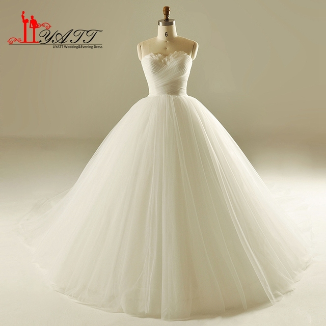 Aliexpress.com : Buy Cheapest Wedding Dresses Bridal Gowns 2017 ...
