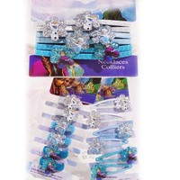 British Style Princess Resin Gril Elastic Hair Bands With Baby BB Toddler Epoxy Hair Clips Bows