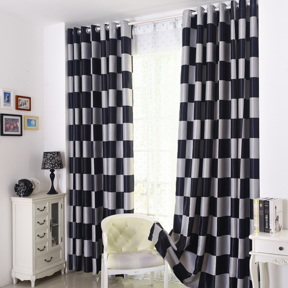 Plaid Curtains For Living Room Popular Plaid Cafe Curtains Buy Cheap Plaid Cafe Curtains Lots