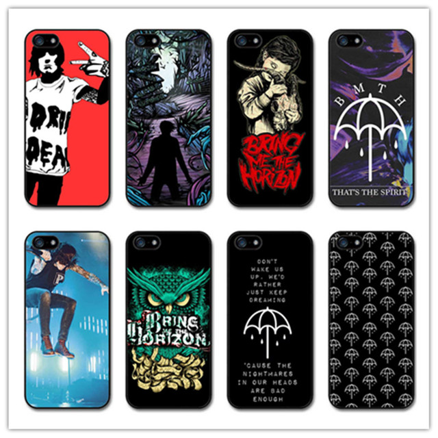 bring me the horizon iphone xr case