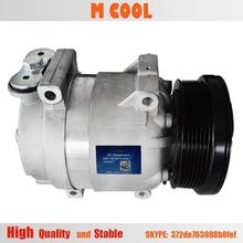 For Chevrolet AC Compressor CHEVROLET KALOS OPTRA CORVETTE LACETTI For DAEWOO NUBIRA LACETTI 700772 96246405 96539392 8880100500 цены онлайн