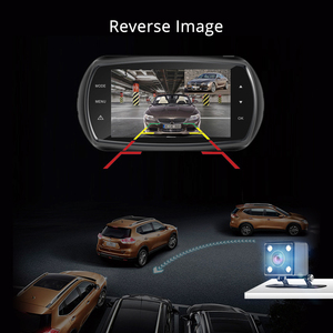 Image 5 - Azdome M11 3 Inch 2.5D Ips Scherm Dash Cam Auto Dvr Recorder Hd 1080P Dual Lens Auto Video Dashcam nachtzicht Gps Dash Camera