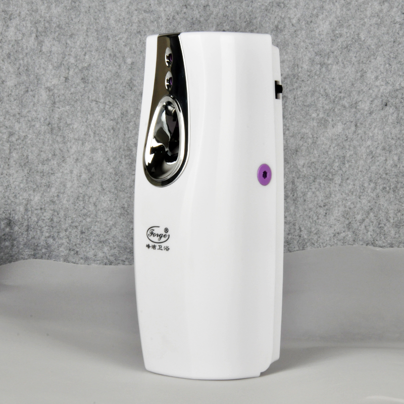 New upgrade automatic air freshener for hotel home toilet regular perfume sprayer machine aerosol fragrance dispenser diffuser