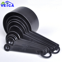 10pcs Measuring Cups And Measuring Spoon Scoop 2