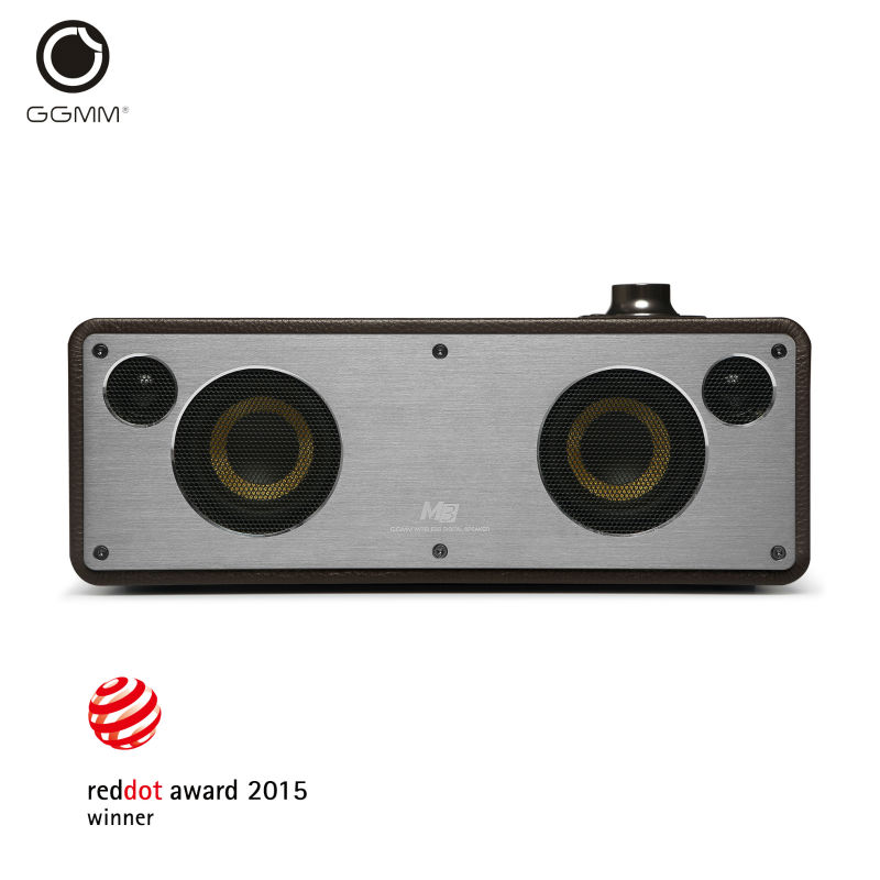 GGMM Reddot Award Bluetooth Speaker WiFi Wireless Speakers Column Subwoofer HiFi Stereo Speaker DLNA Airplay Spotify Aux/WIFI/BT  цена и фото